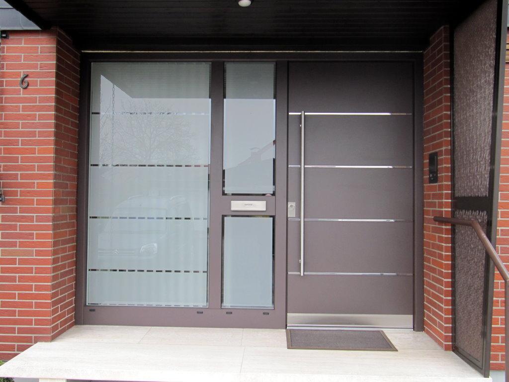 Haustüren  LÖWE Fenster und Türen › Galerie › Haustüren Referenzen