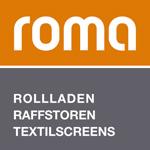 ROMA Logo mit Zusatz für Web 150x150