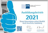 Ausbildungsbetrieb 2021