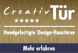 CreativTür - Handgefertigte Design-Haustüren