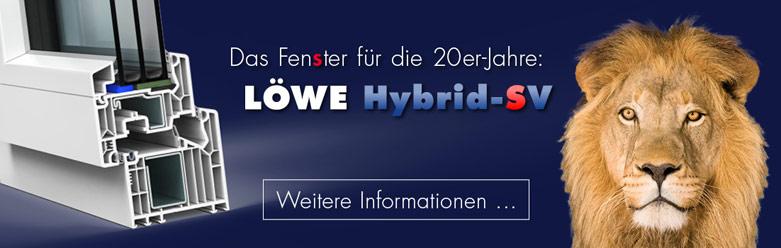 LÖWE Fenster Hybrid-SV - Weitere Informationen