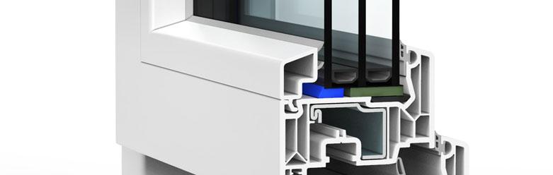 LÖWE Fenster Hybrid-SV Detail