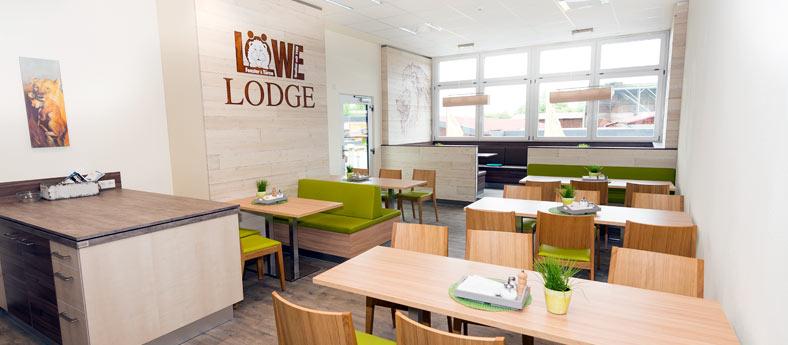 Die LÖWE Lodge