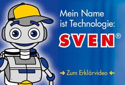 Mein Name ist Technologie: SVEN