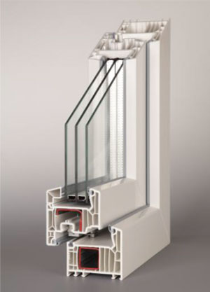 Thermogarant Fensterprofilserie