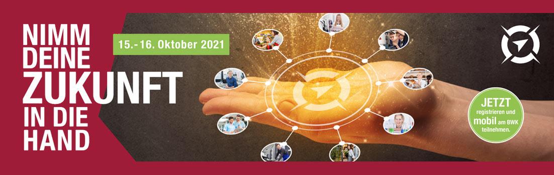 Virtueller Berufswegekompass 15.-16. Oktober 2021